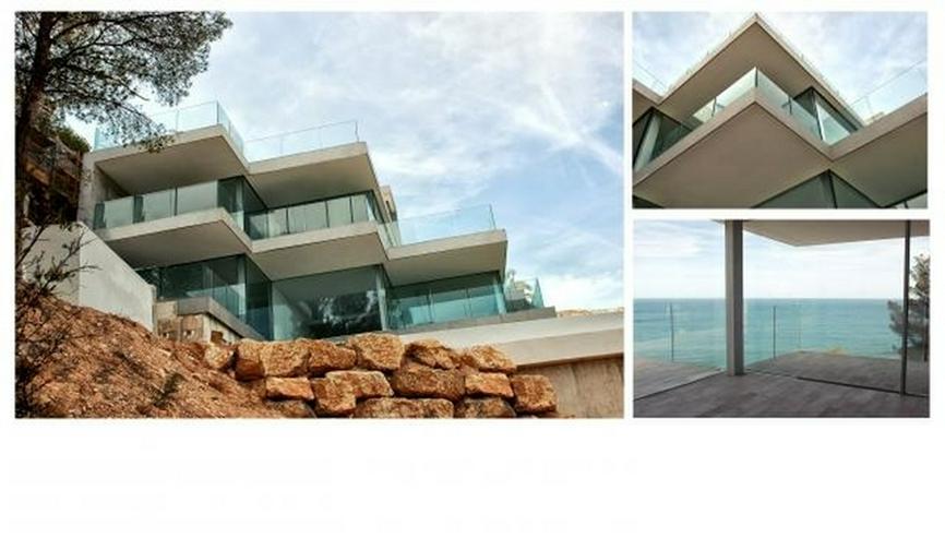 Einzigartige und moderne Luxusvilla in bester Wohnlage mit Meerblick der Extraklasse - Haus kaufen - Bild 1