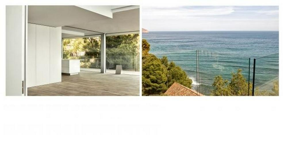 Bild 2: Einzigartige und moderne Luxusvilla in bester Wohnlage mit Meerblick der Extraklasse