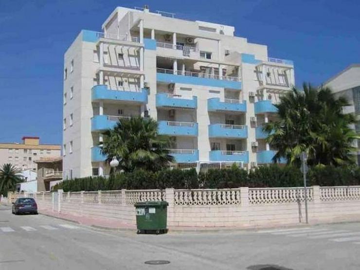 Schönes 2-Zimmer Appartement mit Gemeinschaftspool und in Strandnähe in Piles - Bild 1