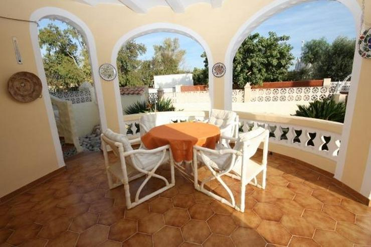 Bild 3: Villa mit separatem Gästezimmer in der Nähe des Strandes von Els Poblets