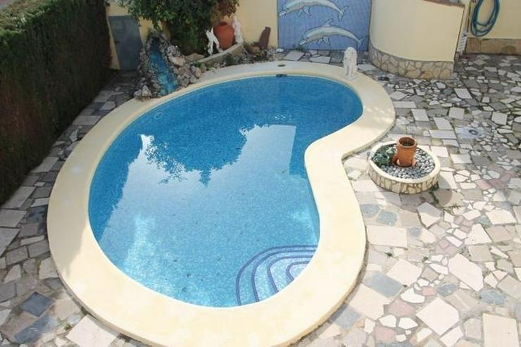 Bild 2: Villa mit separatem Gästezimmer in der Nähe des Strandes von Els Poblets