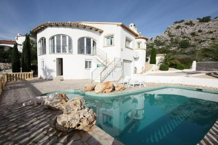 Schöne 3 SZ Villa mit Pool und Garage in Monte Pedreguer - Haus kaufen - Bild 1