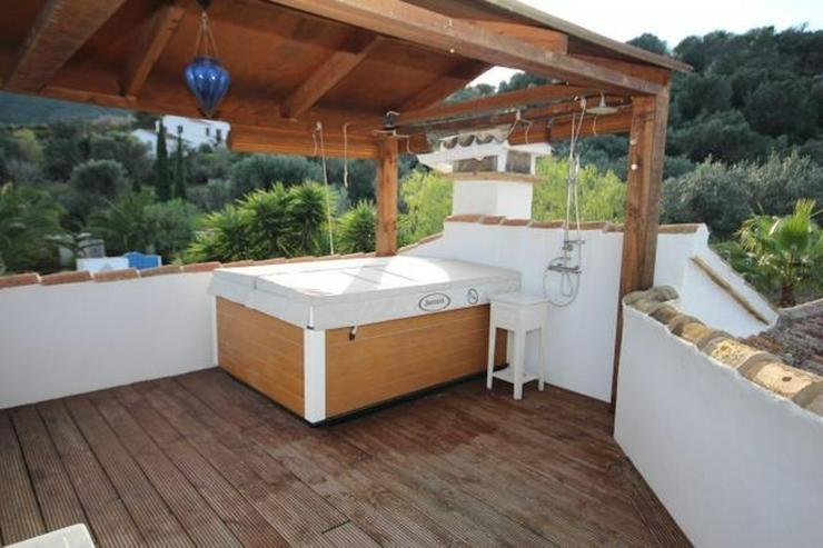 Bild 6: Schönes Anwesen mit herrlichem Bergblick, 4-5 Schlafzimmer, mit großem Pool, Grill, voll...