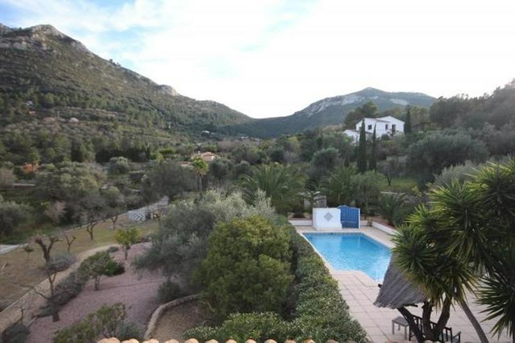 Bild 5: Schönes Anwesen mit herrlichem Bergblick, 4-5 Schlafzimmer, mit großem Pool, Grill, voll...