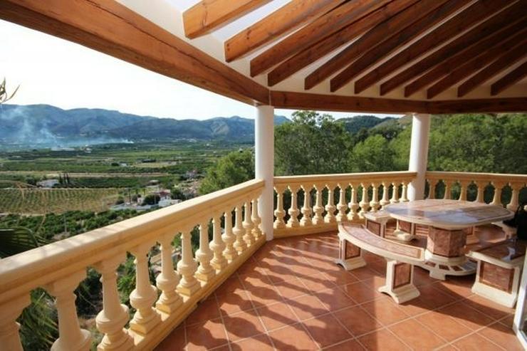 Bild 3: Gepflegte Villa mit viel Raumangebot, Garage, ZH, Pool, sonnig und privat gelegen mit trau...