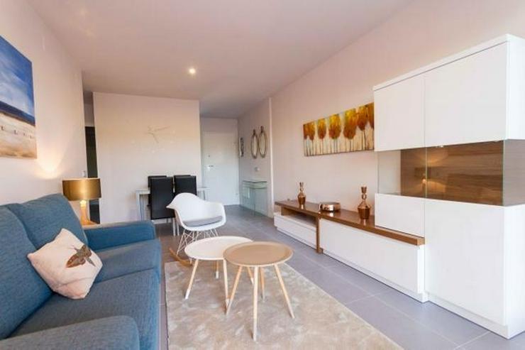 Bild 5: 3 Duplex-Penthäuser in Denia Las Marinas, von 95 m² bis 96 m², 3 Schlafzimmer, 2 Badezi...