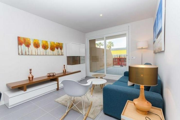 Bild 4: 3 Duplex-Penthäuser in Denia Las Marinas, von 95 m² bis 96 m², 3 Schlafzimmer, 2 Badezi...