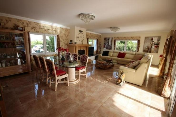 Bild 6: Traumhafte Villa mit Pool in Pedreguer, 6 Zimmer, 4 Bäder, Bergblick, Kamin, Alarmanlage,...