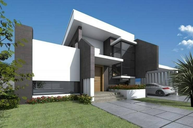 Projektierte Neubau-Villa mit 2 Schlafzimmern und 2 Bädern, hochwertige Ausstattung, inkl... - Haus kaufen - Bild 1