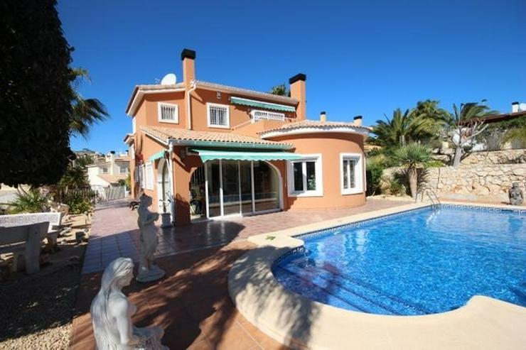 Gemütliche Villa mit 3 Schlafzimmern, Pool und schönem Grundstück in Gata Residencial - Haus kaufen - Bild 1