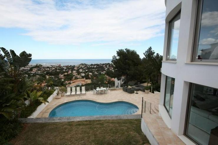 Bild 5: Moderne und zeitgenössische Villa in Denia mit fantastischem Meerblick
