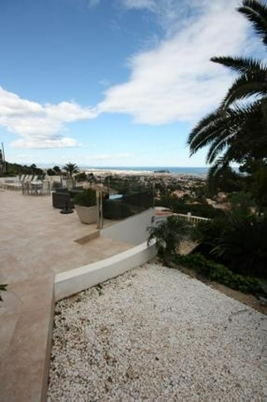 Bild 4: Moderne und zeitgenössische Villa in Denia mit fantastischem Meerblick