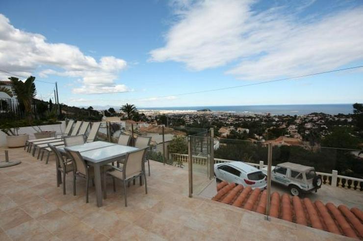 Bild 2: Moderne und zeitgenössische Villa in Denia mit fantastischem Meerblick
