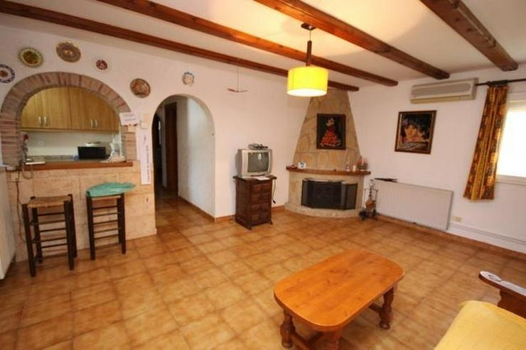Bild 6: Strandnahe Villa in Els Poblets mit Zentralheizung, Kamin und privatem Pool von 8x5 Meter