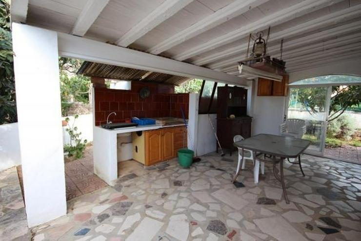 Bild 4: Strandnahe Villa in Els Poblets mit Zentralheizung, Kamin und privatem Pool von 8x5 Meter