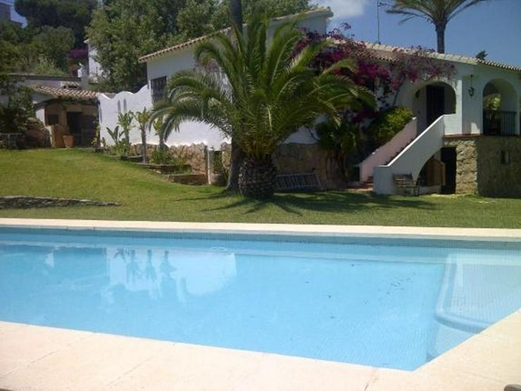 Romantisches Anwesen in Las Rotas /Denia, 2SZ, Pool und BBQ, ausbaufähig - Haus kaufen - Bild 1