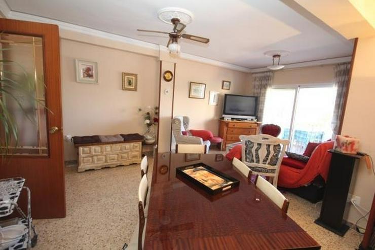 Bild 4: Wohnung im Zentrum von Denia mit 4 Schlafzimmer, zwei Badezimmer und einen Balkon mit Blic...