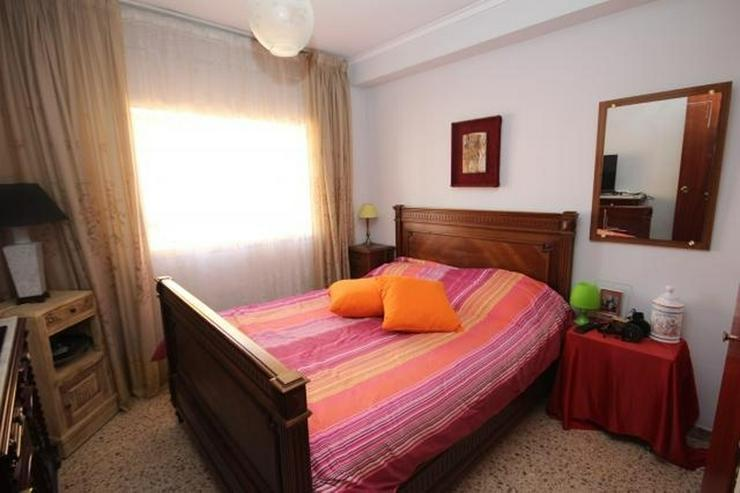 Bild 6: Wohnung im Zentrum von Denia mit 4 Schlafzimmer, zwei Badezimmer und einen Balkon mit Blic...