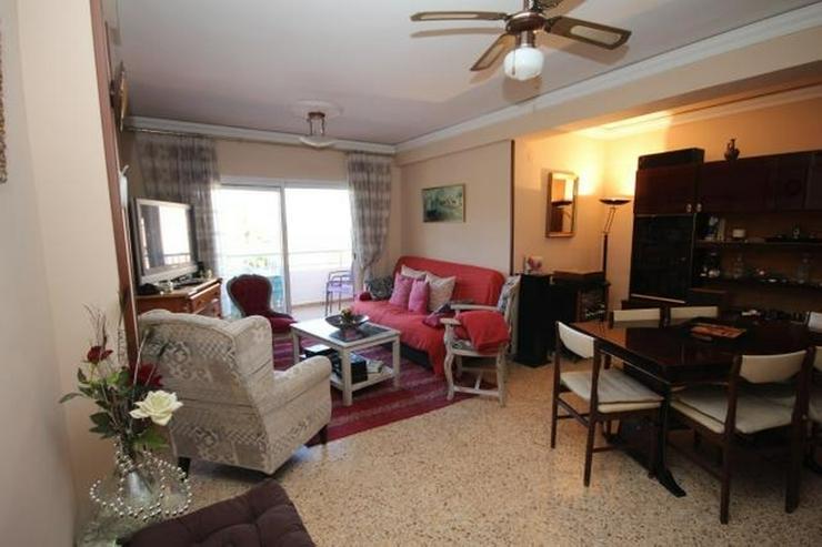 Bild 3: Wohnung im Zentrum von Denia mit 4 Schlafzimmer, zwei Badezimmer und einen Balkon mit Blic...