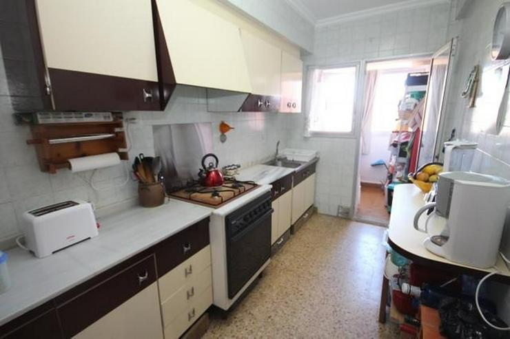 Bild 5: Wohnung im Zentrum von Denia mit 4 Schlafzimmer, zwei Badezimmer und einen Balkon mit Blic...