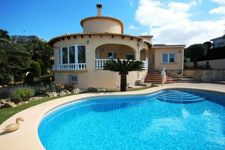 Sehr schöne Villa mit 3 SZ in Top Wohnlage mit beeindruckender Meersicht-Burgsicht, Pool,... - Haus kaufen - Bild 1