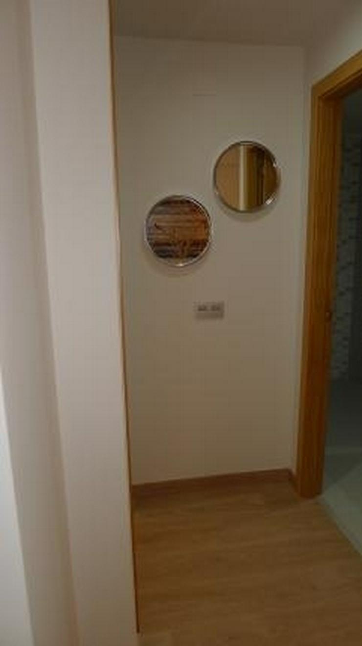 Bild 6: 1,2 oder 3 Schlafzimmer Apartments in Oliva mit Gemeinschaftspool, 2 Badezimmer, Gartenanl...