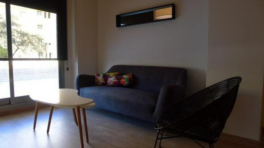 Bild 3: 1,2 oder 3 Schlafzimmer Apartments in Oliva mit Gemeinschaftspool, 2 Badezimmer, Gartenanl...