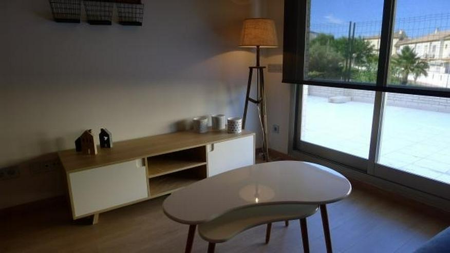 Bild 4: 1,2 oder 3 Schlafzimmer Apartments in Oliva mit Gemeinschaftspool, 2 Badezimmer, Gartenanl...