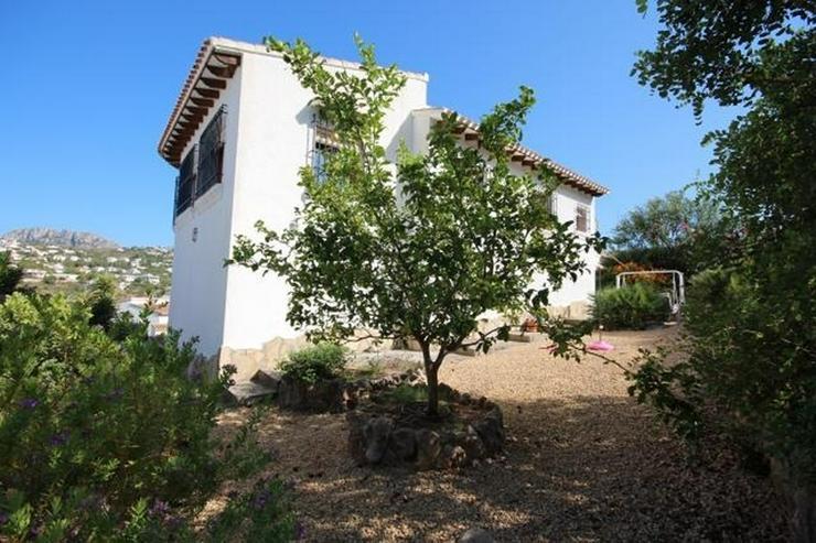 Bild 5: Schöne Villa mit Meer- und Bergblick, 3 Schlafzimmer, 2 Bäder, 7.5x6 m großer Pool, Ter...