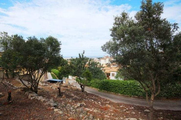 Bild 2: Schönes Baugrundstück in Denia, Tosal Gros, mit schöner Meersicht, ideal für moderne B...