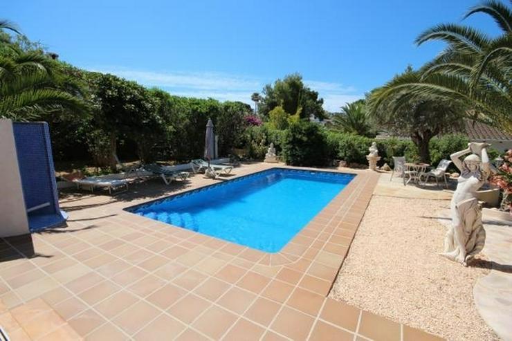 Bild 2: Top gepflegte, strandnahe Villa, 3 Schlafzimmer, 3 Bäder, ZH, Klima, Wintergarten, Garage...