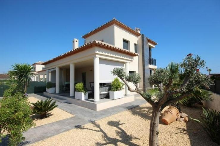 Sehr schöne und moderne Villa in Els Poblet, strandnah, ideal für das ganze Jahr dort zu... - Haus kaufen - Bild 1