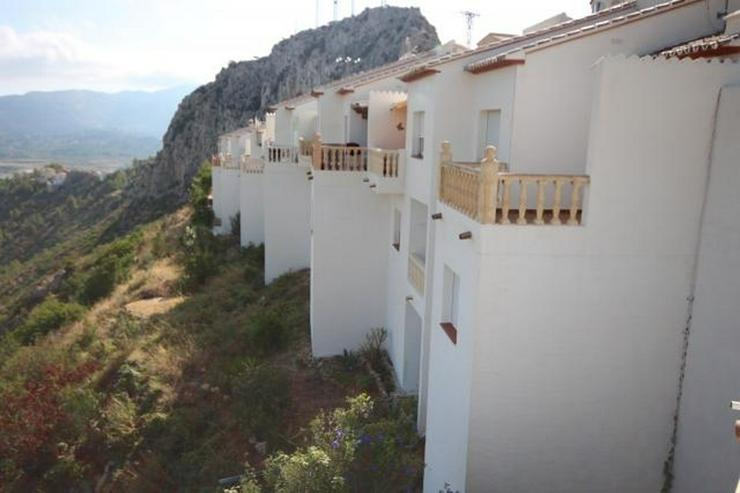 Bild 3: Doppelhaushälfte mit Panoramablick für Liebhaber der Berge.