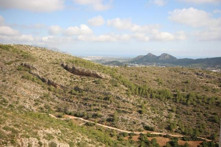 Bild 4: Doppelhaushälfte mit Panoramablick für Liebhaber der Berge.