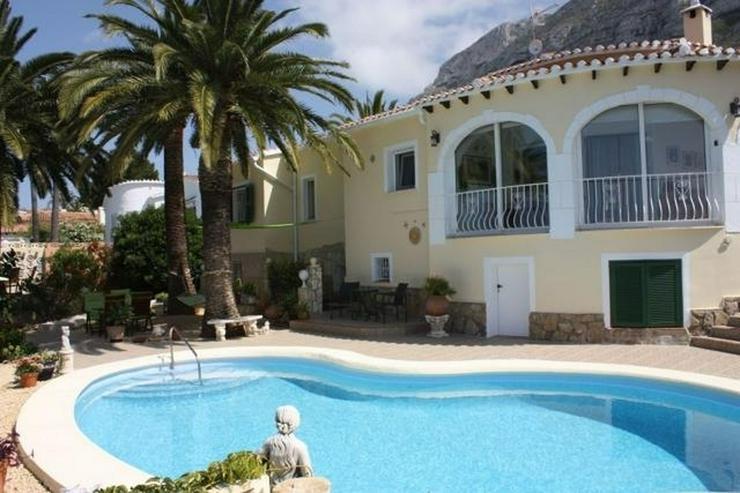 Sehr schöne Villa mit Pool und Meerblick, neu renoviert, verglaste Terrasse, ZH, Garage, ... - Bild 1