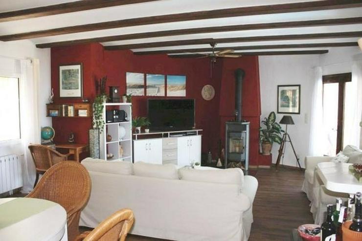 Bild 6: Sehr schöne Villa mit Pool und Meerblick, neu renoviert, verglaste Terrasse, ZH, Garage, ...