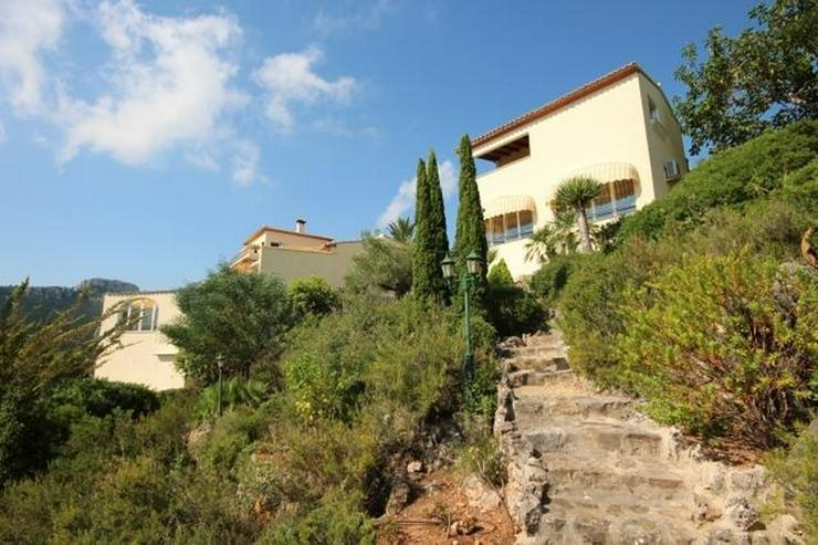 Bild 4: Hochwertig ausgestattete Villa mit herrlicher Aussicht auf das Meer und in die Berge, Saun...