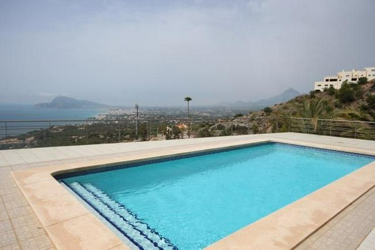 Bild 4: Luxuriöse traumhafte Villa auf Altea Hills mit einer unglaublichen Aussicht auf das Meer ...