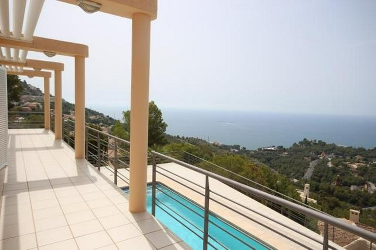 Bild 2: Luxuriöse traumhafte Villa auf Altea Hills mit einer unglaublichen Aussicht auf das Meer ...