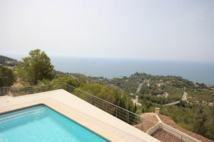 Bild 3: Luxuriöse traumhafte Villa auf Altea Hills mit einer unglaublichen Aussicht auf das Meer ...