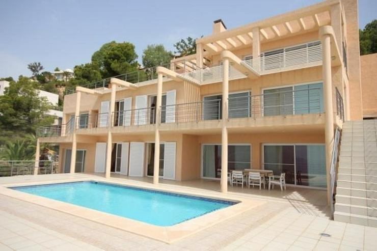 Luxuriöse traumhafte Villa auf Altea Hills mit einer unglaublichen Aussicht auf das Meer ... - Haus kaufen - Bild 1