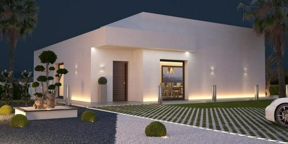 Bild 2: Neues Bauprojekt geplant auf einem herrlichen Grundstück in Denia mit Meerblick