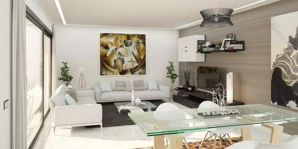 Bild 4: Neues Bauprojekt geplant auf einem herrlichen Grundstück in Denia mit Meerblick