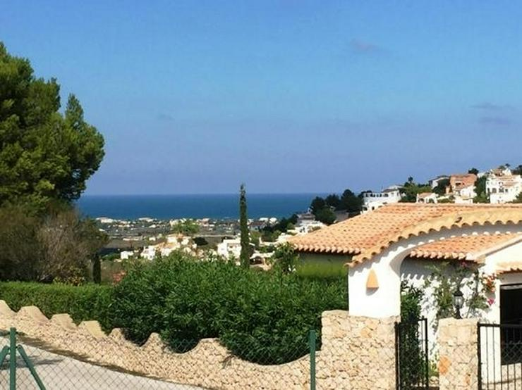 Sehr gut bebaubares flaches Grundstück mit Aussicht auf das Meer und die Berge am Monte P... - Grundstück kaufen - Bild 1