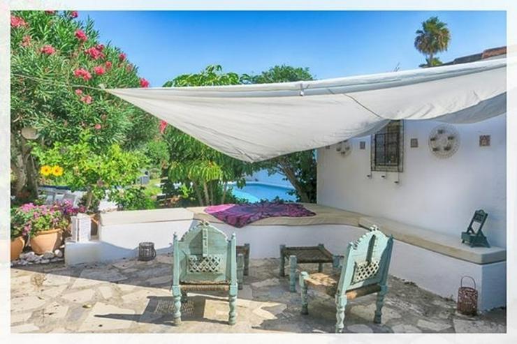 Bild 4: Leben in einem Haus mit einem Traumgarten nur 5 Minuten vom Meer in Els Poblets
