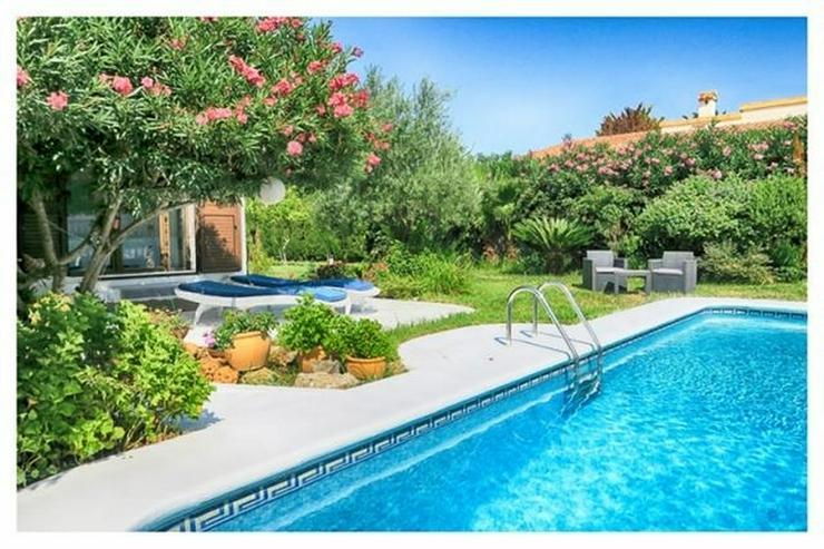 Bild 3: Leben in einem Haus mit einem Traumgarten nur 5 Minuten vom Meer in Els Poblets