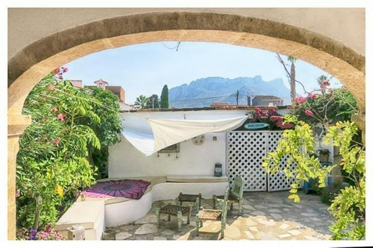 Bild 5: Leben in einem Haus mit einem Traumgarten nur 5 Minuten vom Meer in Els Poblets