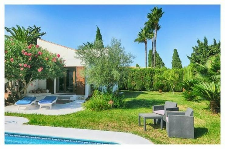 Leben in einem Haus mit einem Traumgarten nur 5 Minuten vom Meer in Els Poblets - Haus kaufen - Bild 1