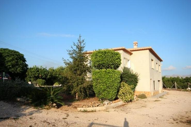 Bild 3: Typisch, spanische Finca mit Orangenplantage, 3 Schlafzimmer, 2 Bäder, Keller, Brunnen, e...