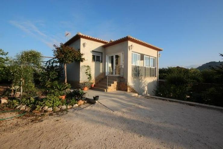 Typisch, spanische Finca mit Orangenplantage, 3 Schlafzimmer, 2 Bäder, Keller, Brunnen, e... - Haus kaufen - Bild 1